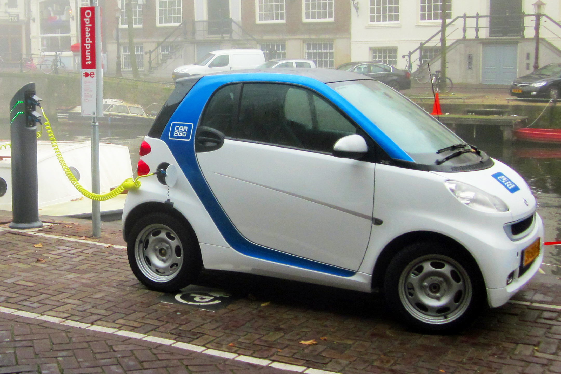 File Car2go Amsterdam Smart Ed Herengracht Zoom 2 Jpg