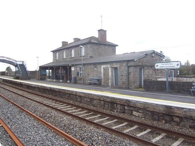 Stazione di Carrick on Shannon