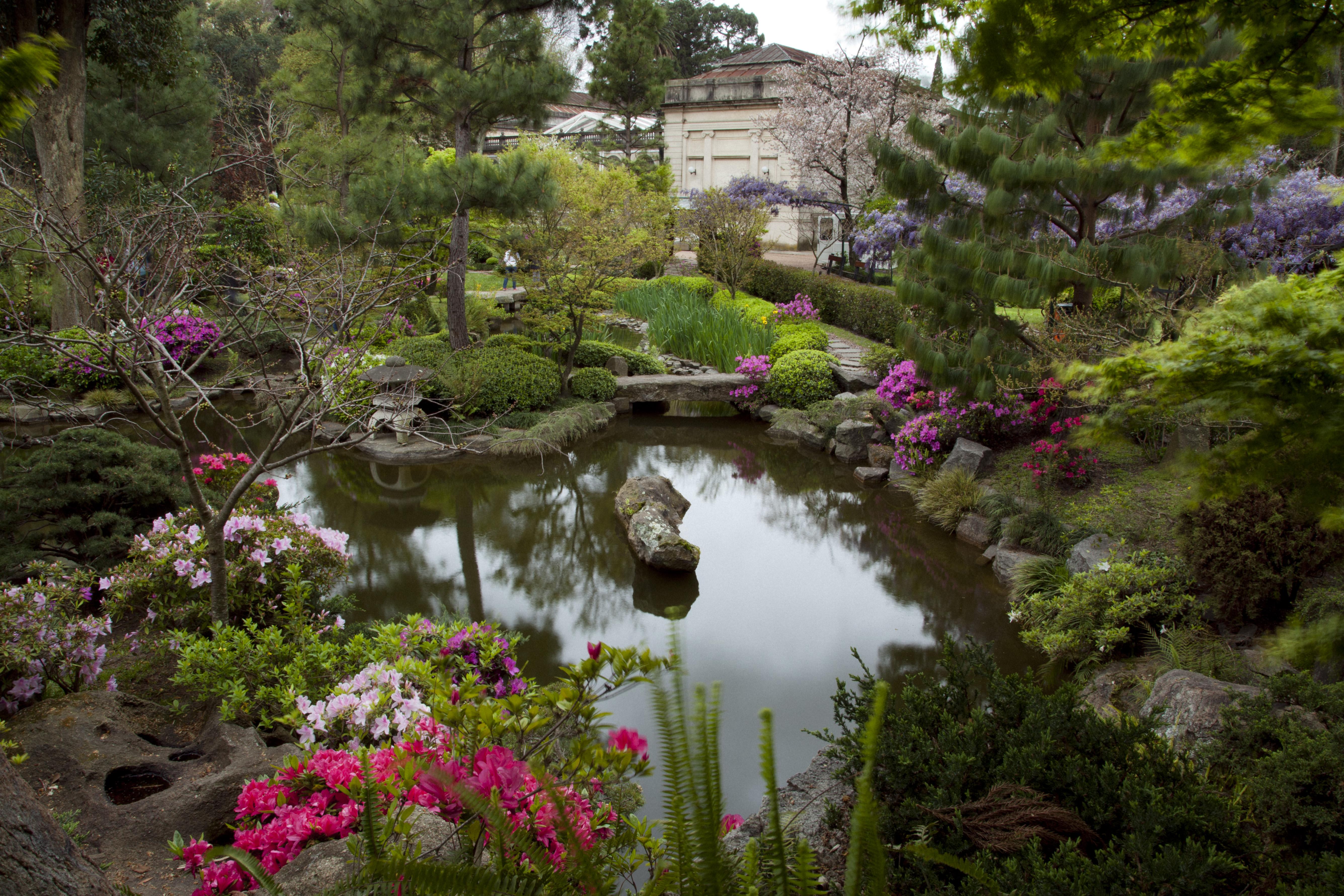 File Casa Quinta De Morales Vista Desde Jard N Japon S