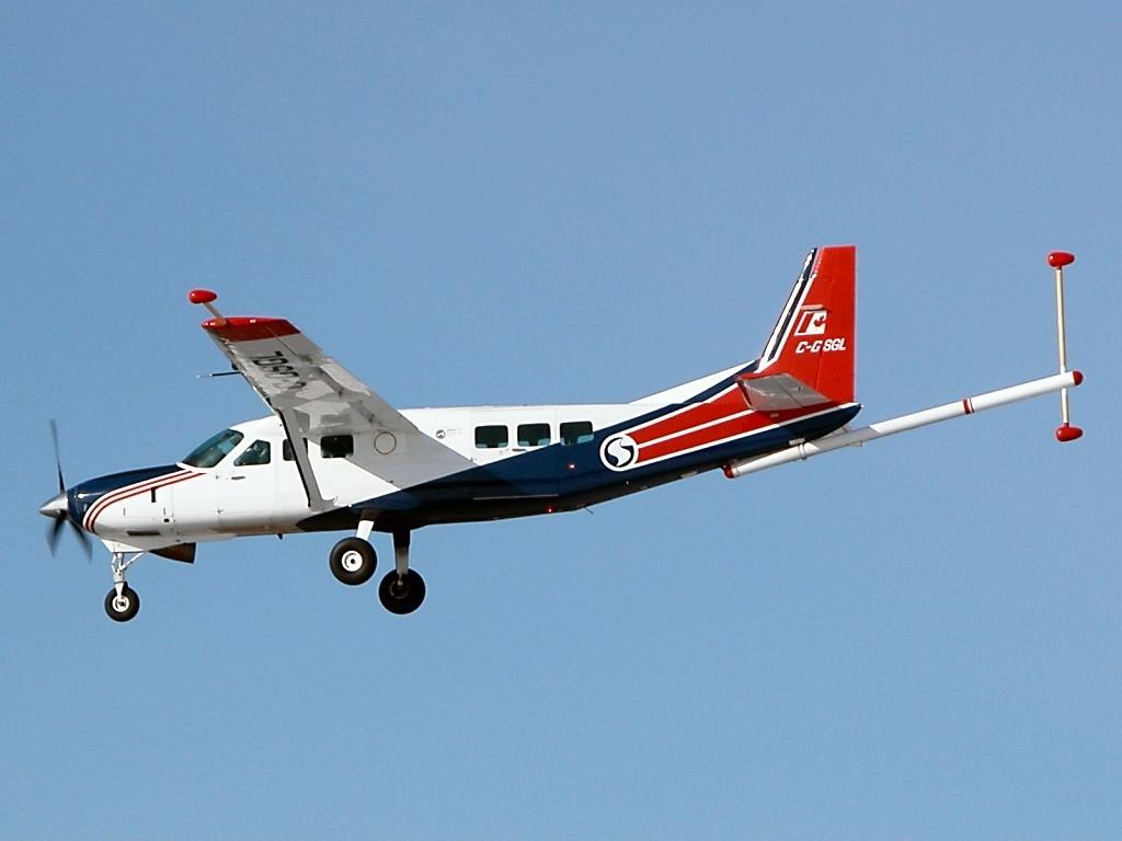 Cessna Caravan Interior Cessna Caravan Mov Youtube