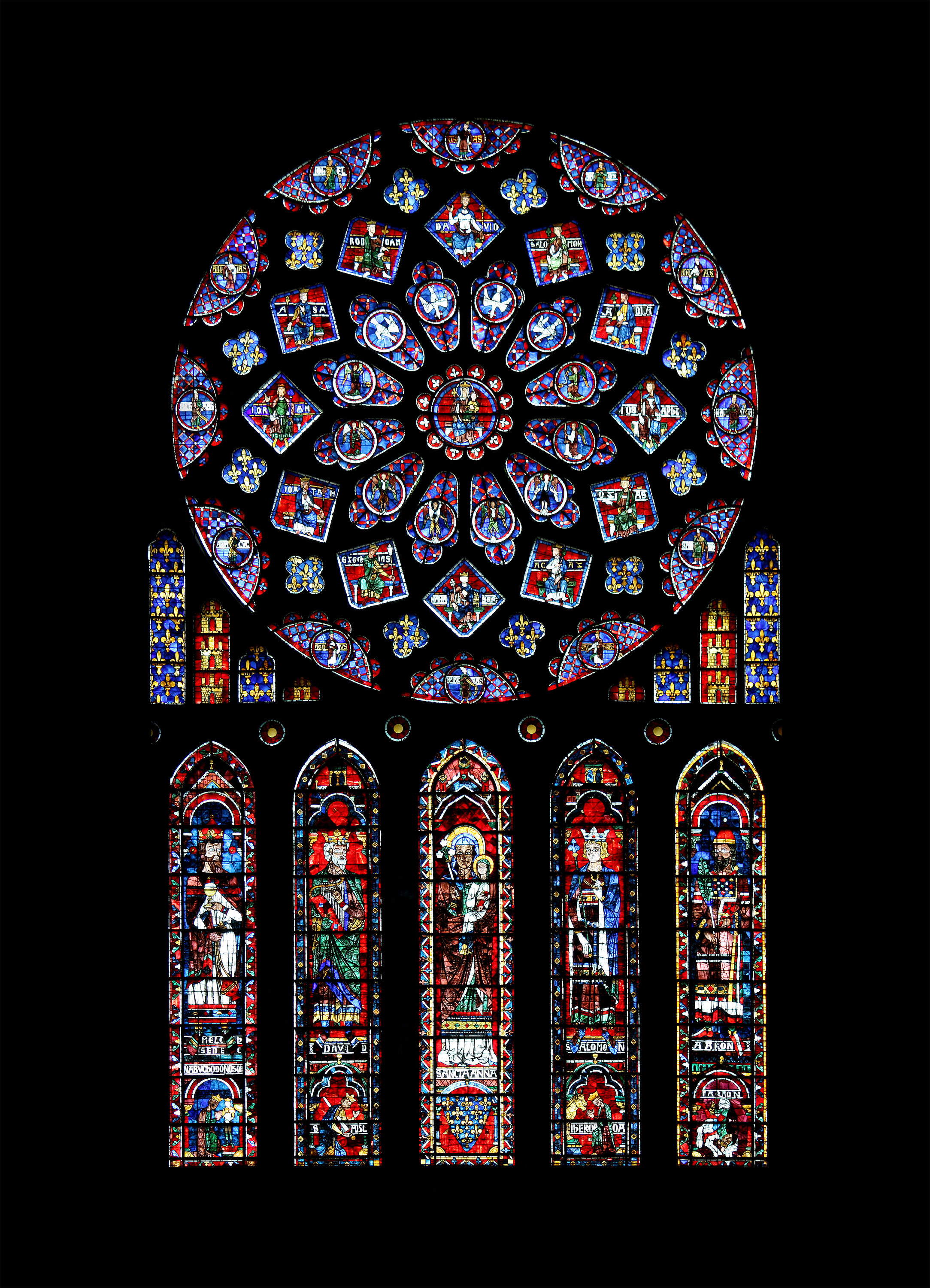stained glass - wikipedia