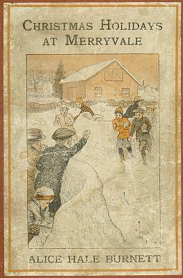 Book cover from children;s novel, Christmas Ho...