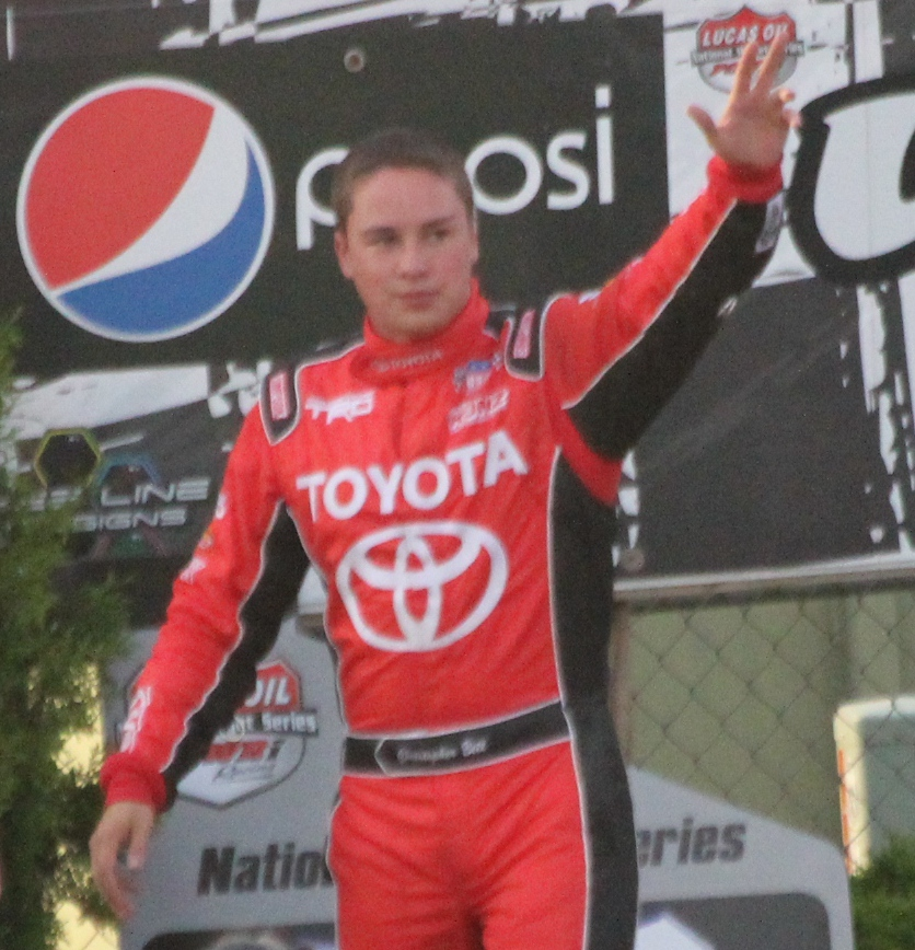 Christopher Bell Racing Driver Wikipedia