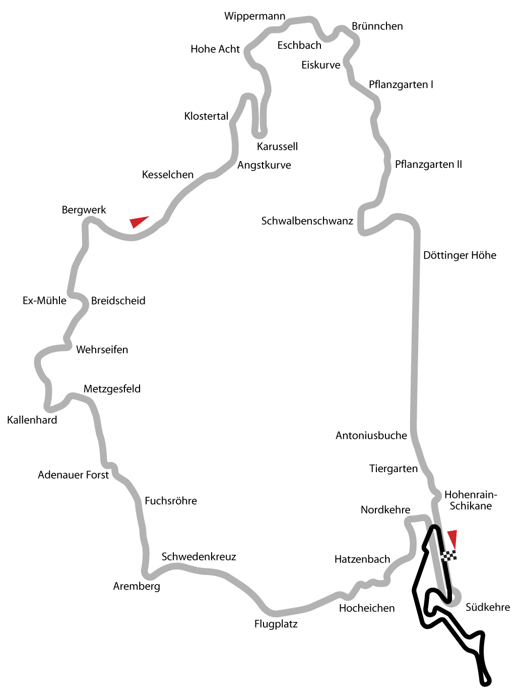 List of Nordschleife lap times (racing) - Wikipedia