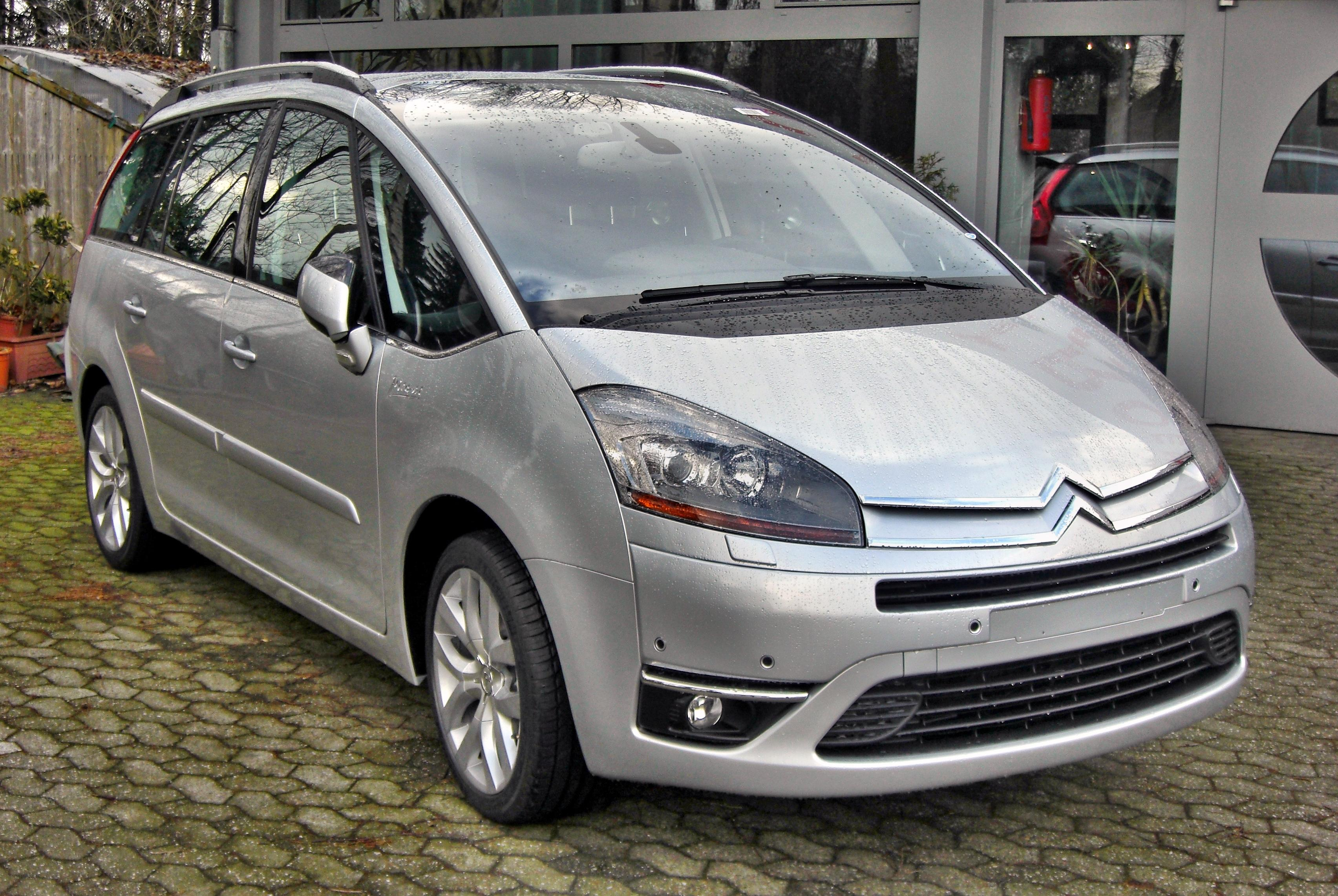 file citro n grand c4 picasso exclusive