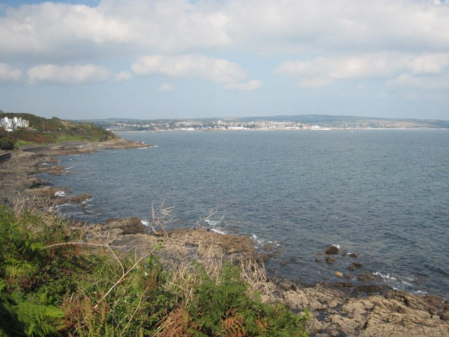 Coastline at Skilly - geograph.org.uk - 974129