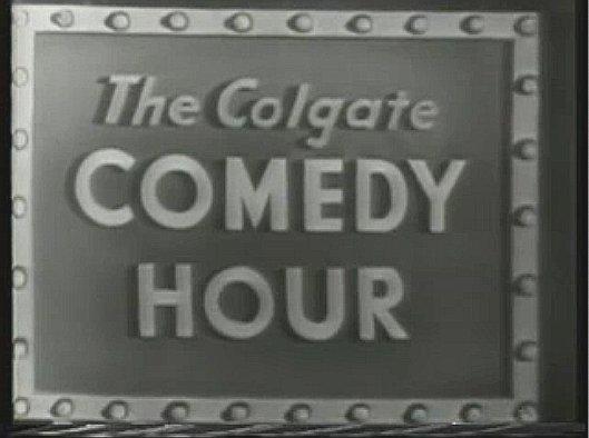 The Colgate Comedy Hour Wikipedia