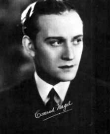 Billy Crystal ain't got nothing on Conrad Nagel