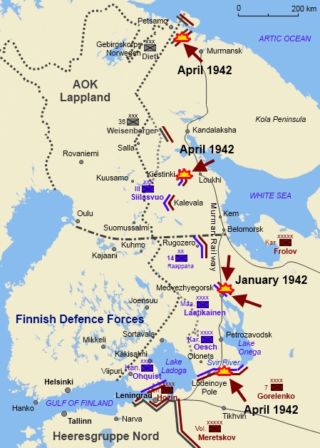 an analysis of the russian world war two offensive of 1941 Because they really helped the us in world war two  russian hackers  you know, if we had gotten rid of our worst 15% during world war ii we.