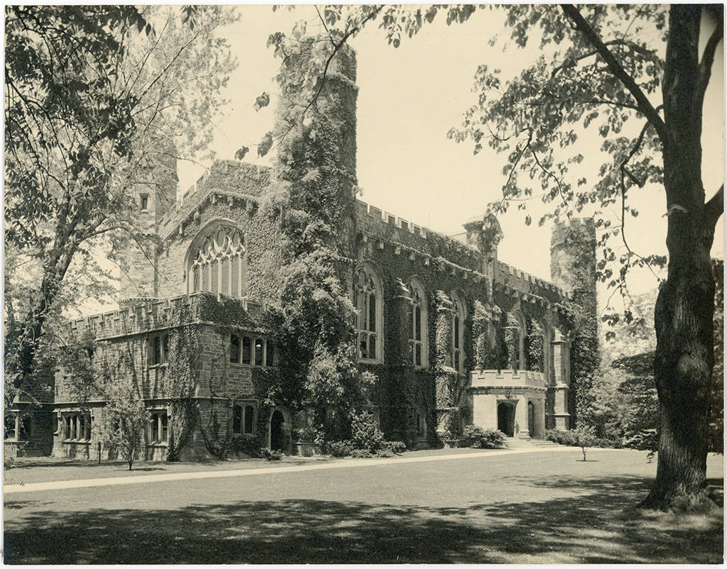 image of Bryn Mawr College