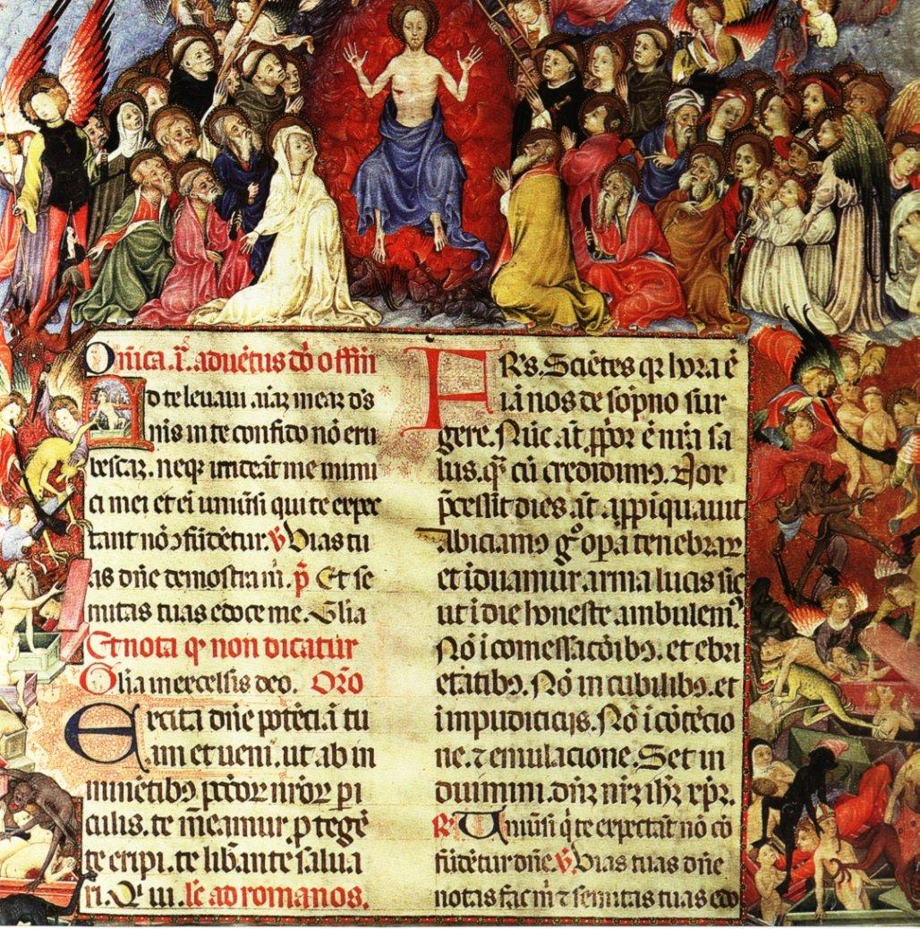 Resultado de imagen para misal medieval