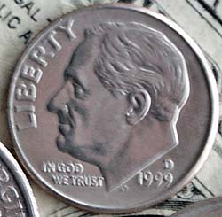 All following user names refer to en.wikipedia. 2004-08-29 05:16 Fg2 250×245× (44648 bytes) Roosevelt Dime U.S. Coin Money Macro photography GFDL