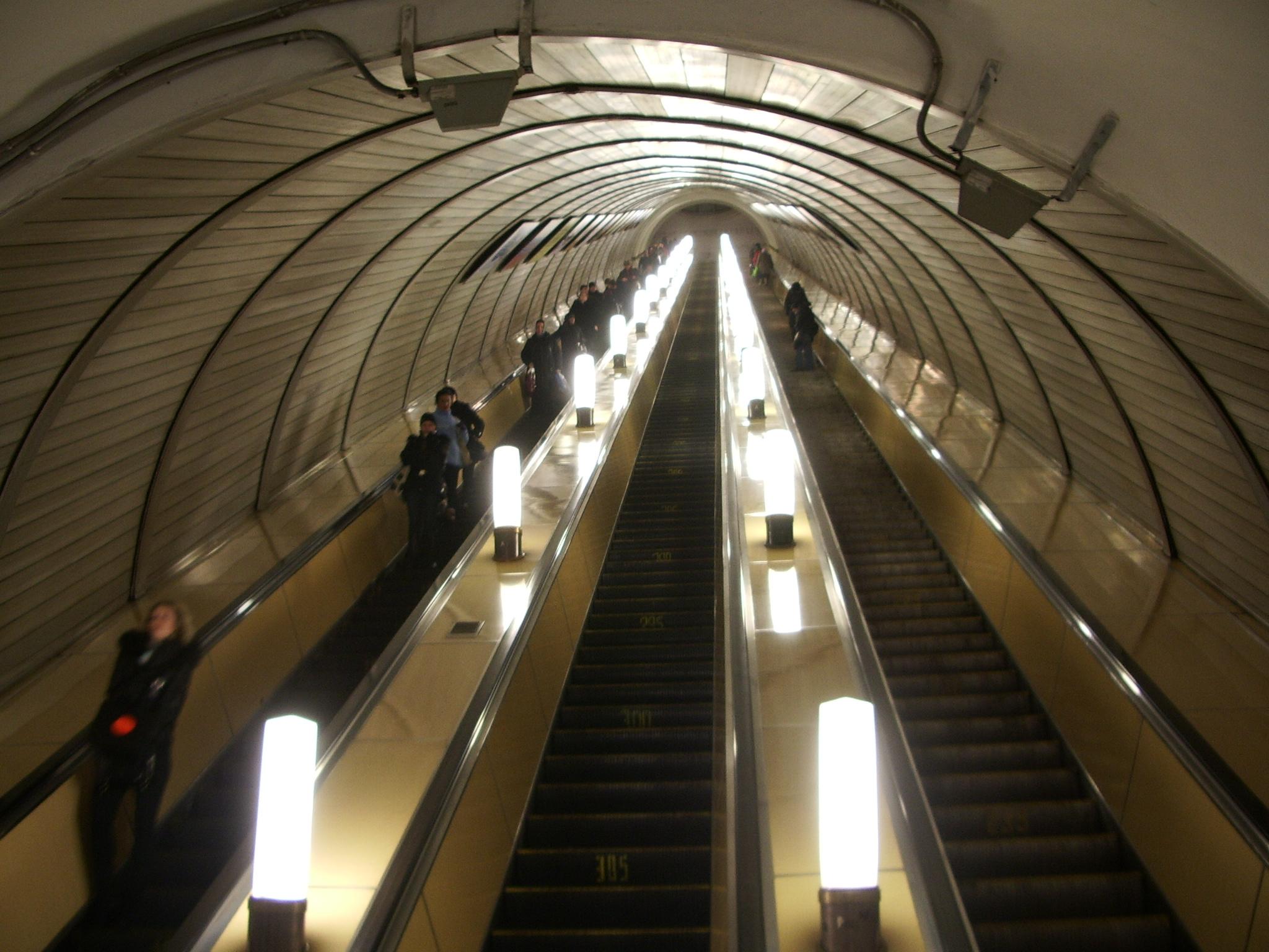 escalator wikipedia autos post