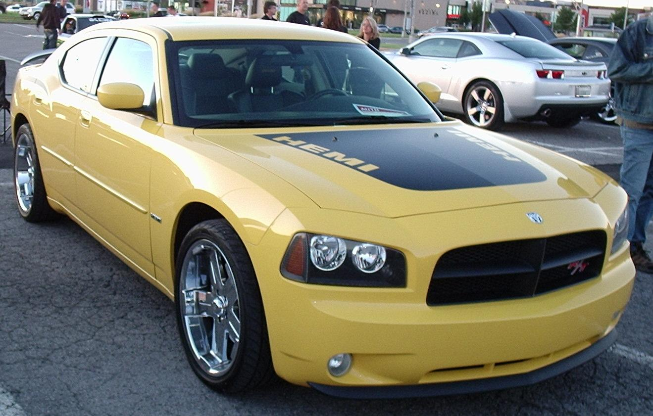 All Types 2006 charger daytona : File:Dodge Charger Daytona (Les chauds vendredis '10).jpg ...