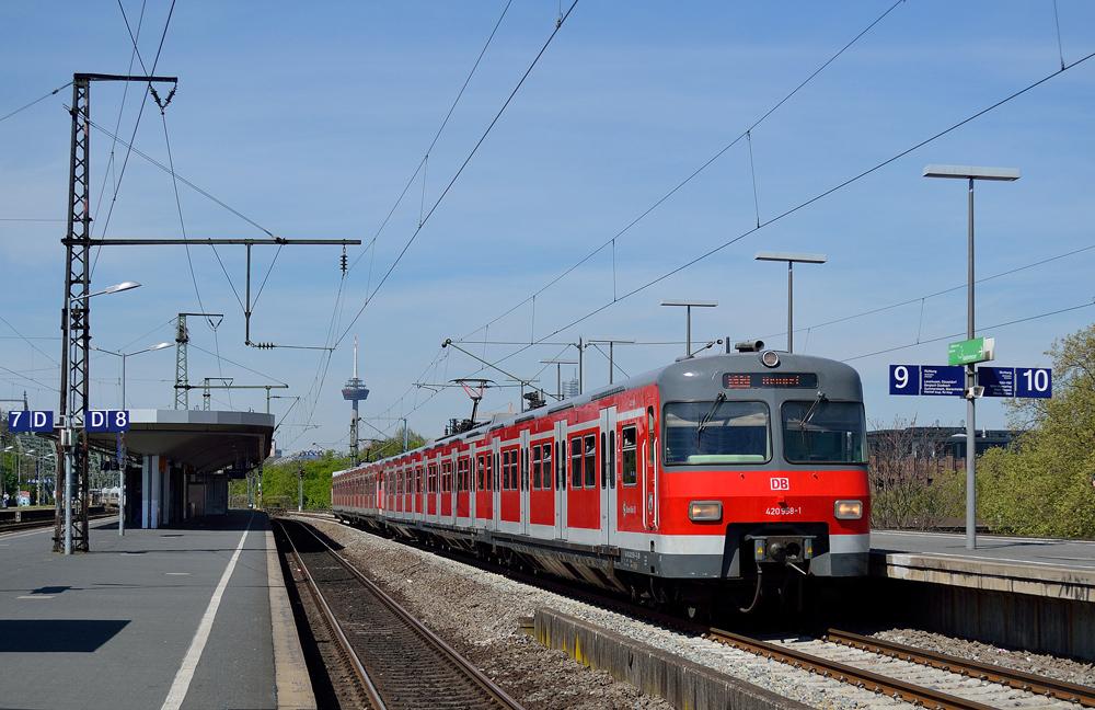 Klassischer reifer Zug