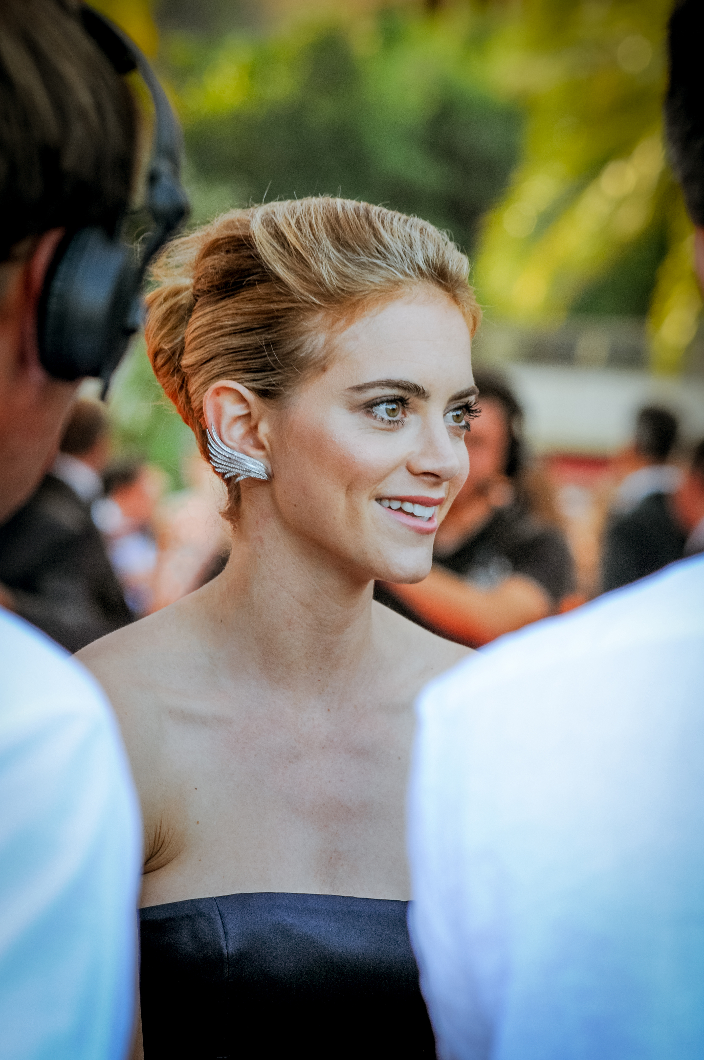 The 34-year old daughter of father John Wickersham and mother Amy Wickersham Emily Wickersham in 2018 photo. Emily Wickersham earned a  million dollar salary - leaving the net worth at 1.5 million in 2018