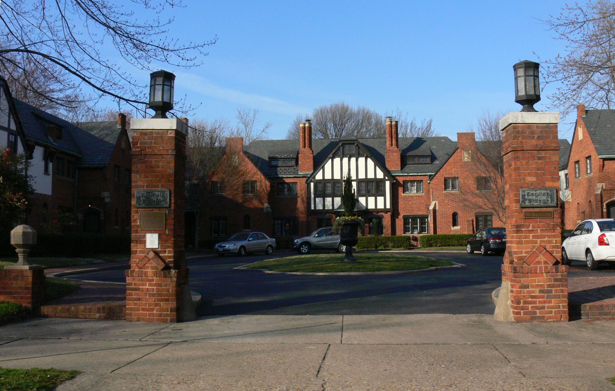 English Village (Richmond, Virginia) - Wikipedia
