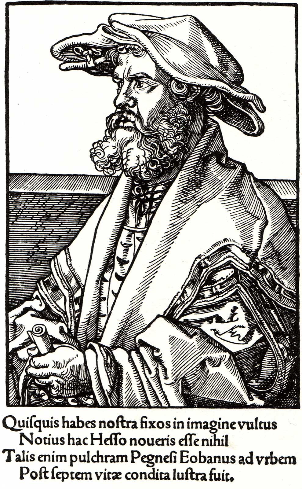 Helius Eobanus Hessus