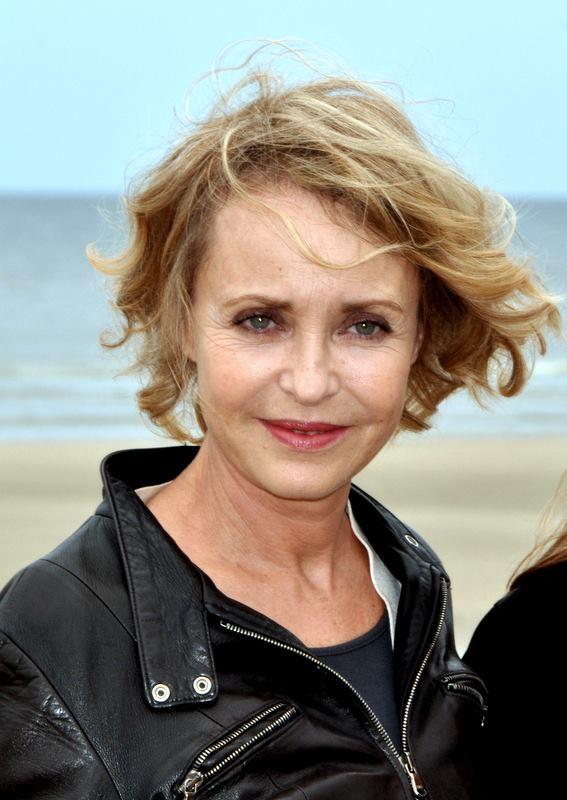 Fanny Cottençon au festival du film de Cabourg | Photo : Wikimedia Commons.