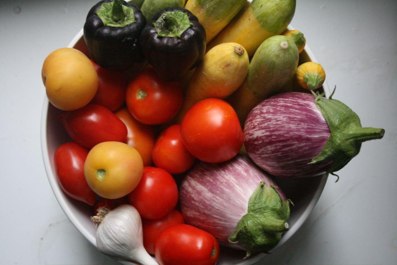 frutta e verdura - Lande Incantate