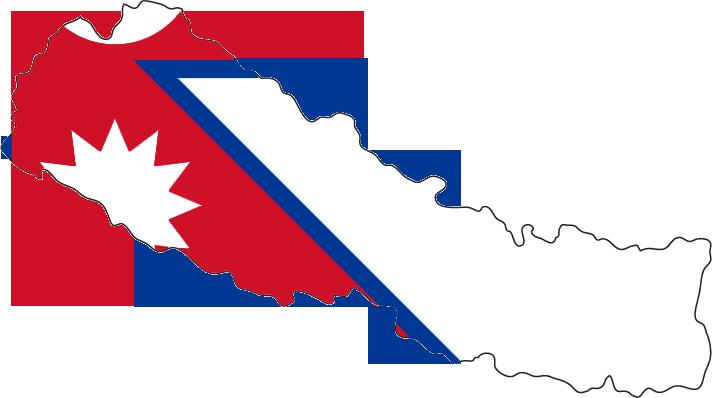 Файл:Flag-map-of-nepal.png — Википедия