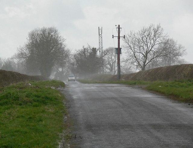 File:Fleckney Road towards Arnesby - geograph.org.uk - 734023.jpg