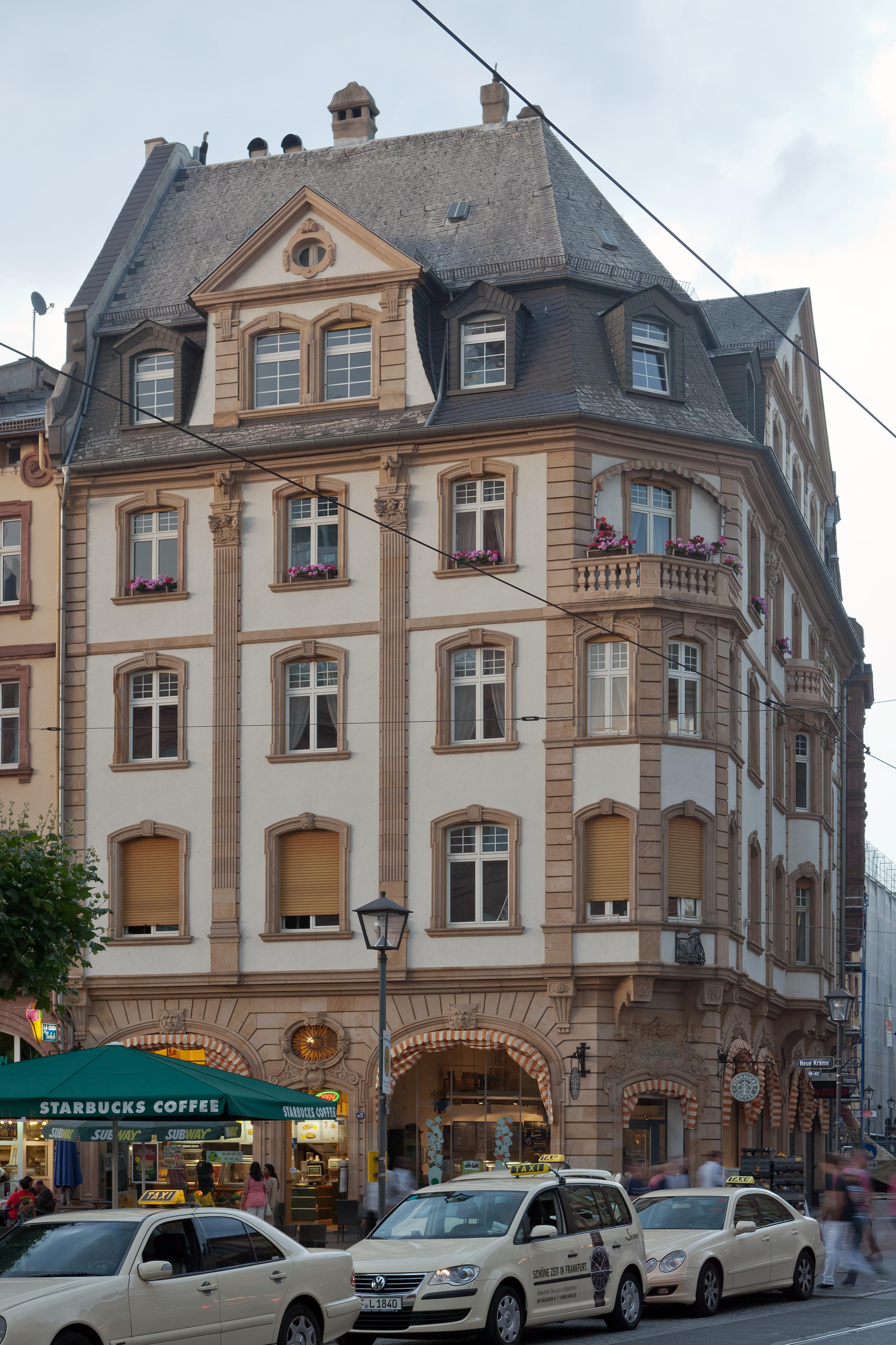 Frankfurt Braubachstraße