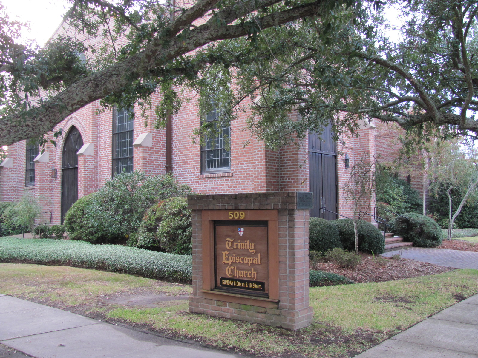 Trinity Episcopal Church (Hattiesburg, Mississippi)