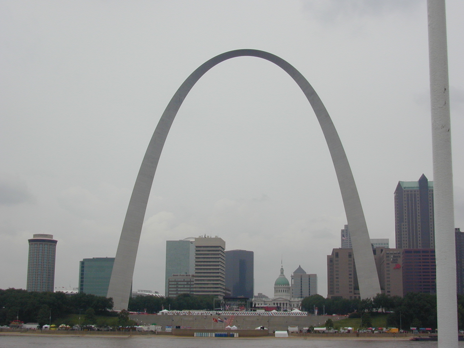 St Louis Arch Hotels