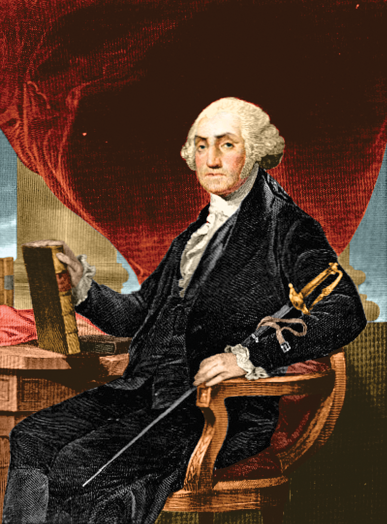 george washington essays