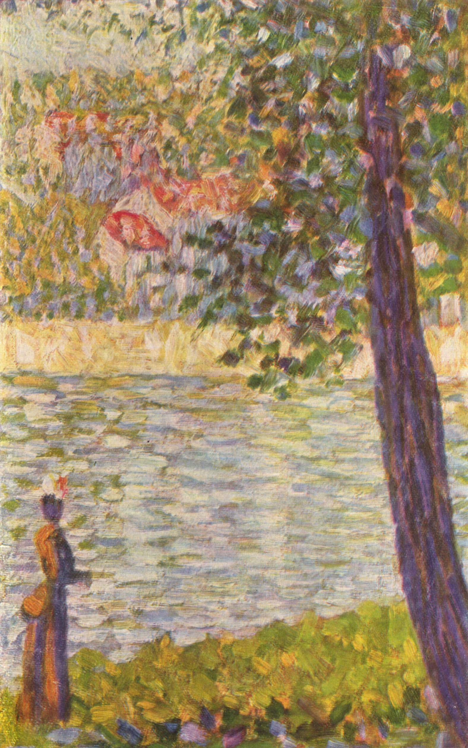 a biography of georges seurat a painter The first pioneer of pointillism was french painter georges seurat, who founded the neo-impressionist movement one of his greatest masterpieces, a sunday afternoon on the island of la.