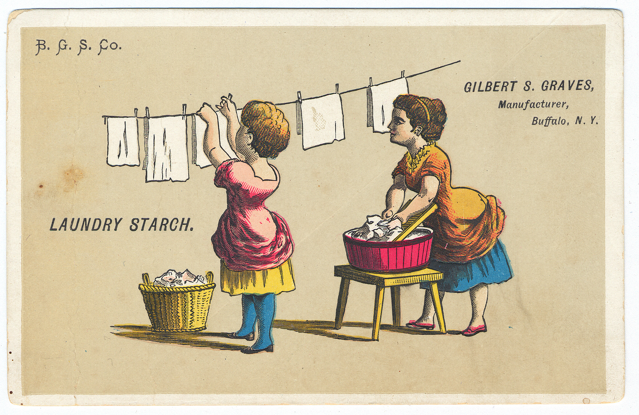 File:Gilbert S. Gravel laundry starch advertisement, ca ...