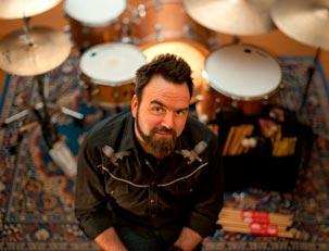 Graham Hopkins Irish musician