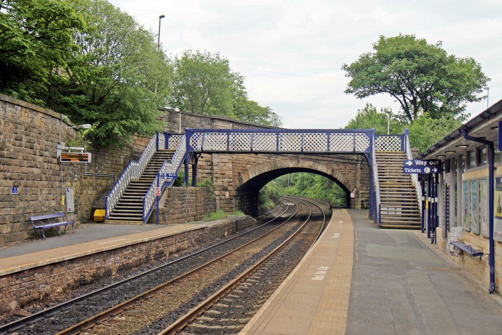 greenfield railway station wikipedia
