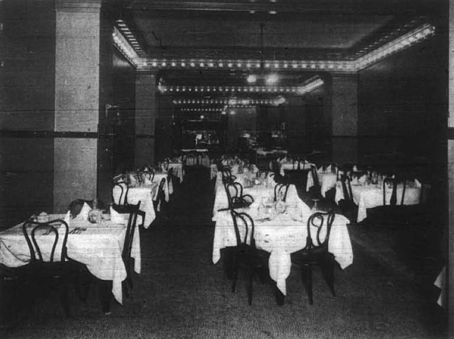 Grill Room Hotel De Paris Monaco Menu