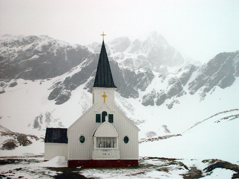 Grytviken church