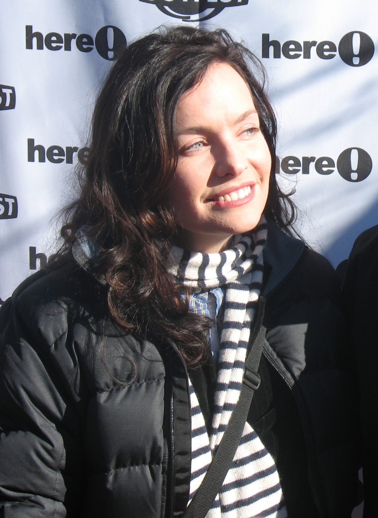 Portrait of Guinevere Turner