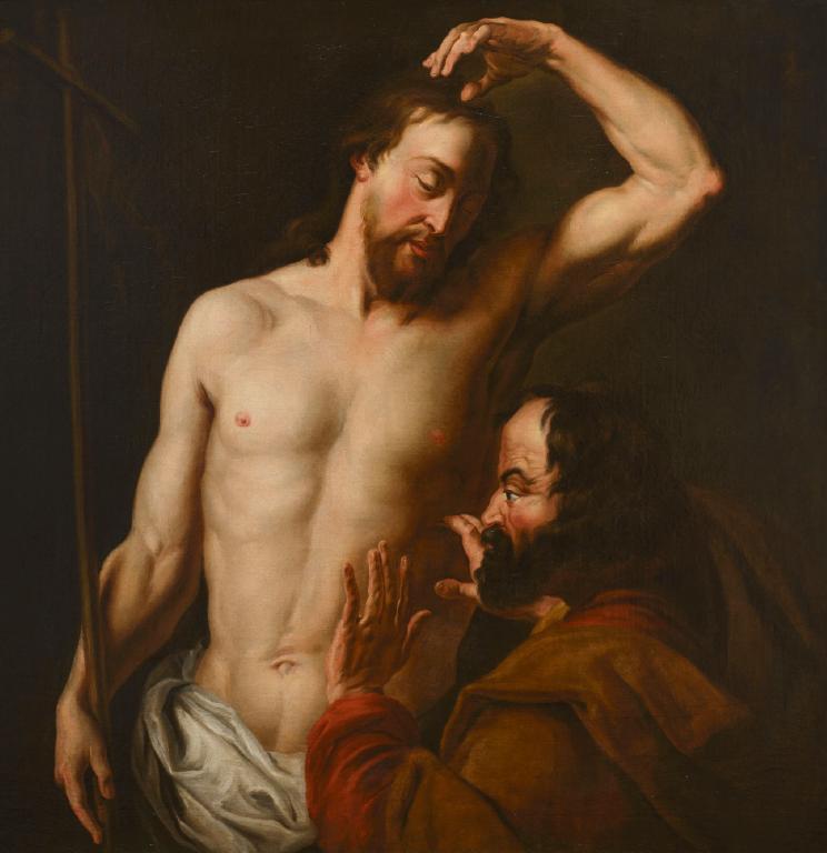 The Disbelief of Saint Thomas