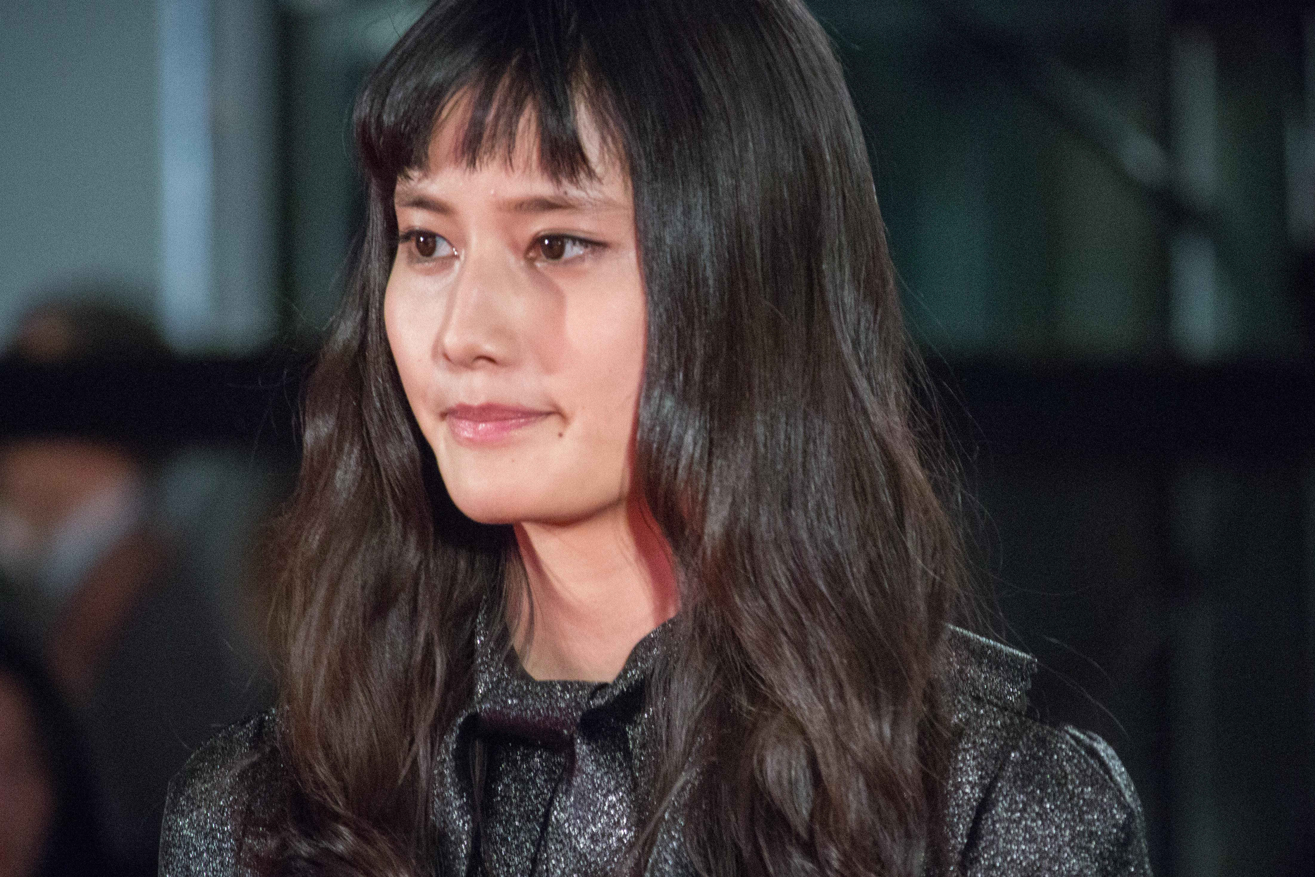 """22-letnia , 165 cm wzrostu Ai Hashimoto na zdjęciu z 2018"""""""