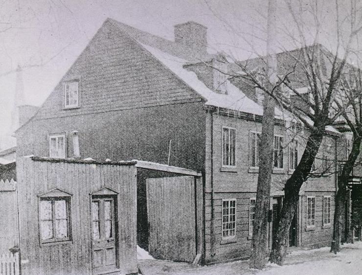 Pelagie, name origins,  Montreal, family history, genealogy, http://upload.wikimedia.org/wikipedia/commons/3/31/Hospice_de_Sainte_Pelagie_Wolfe_Street_Montreal.JPG
