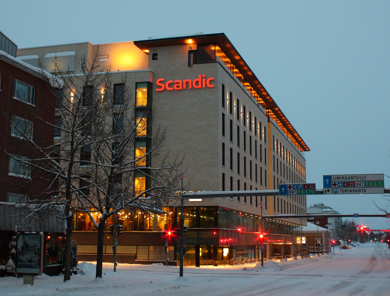Scandic Oulu Aamupala