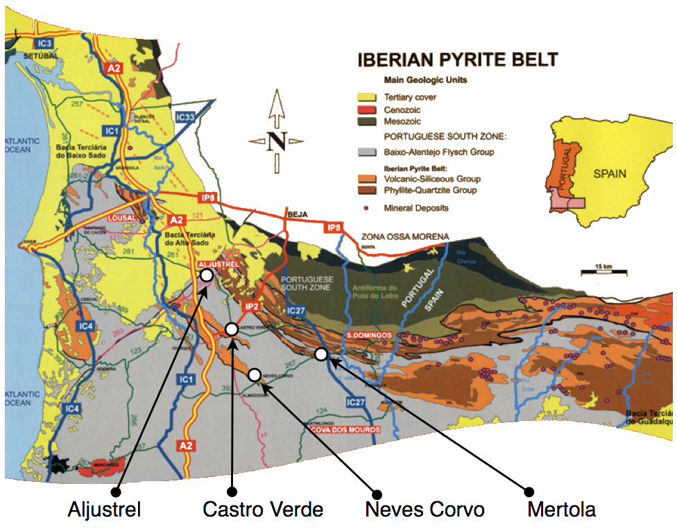 Iberian Pyrite Belt - Wikipedia