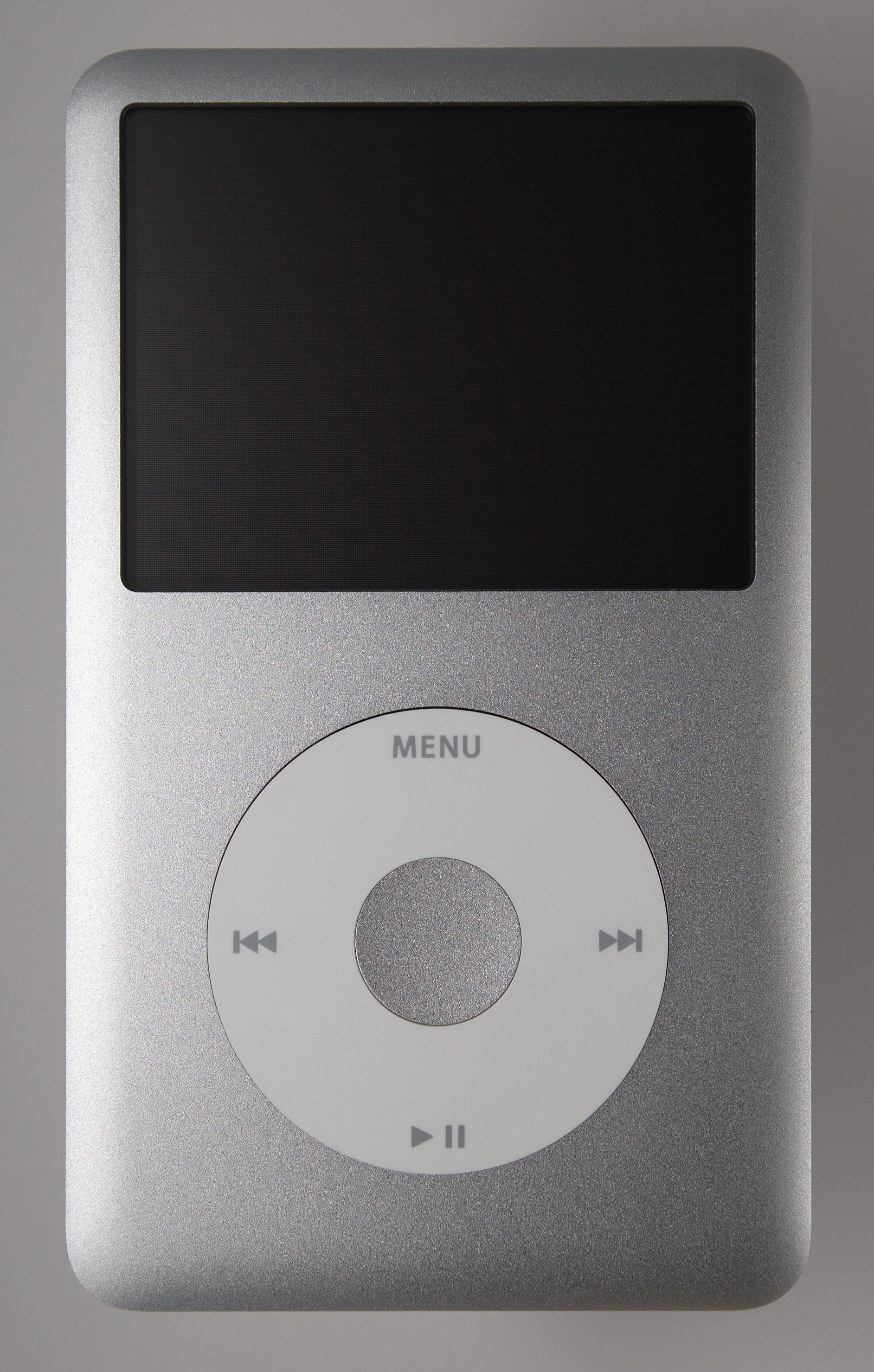 file ipod classic 6th generation 120 gb. Black Bedroom Furniture Sets. Home Design Ideas