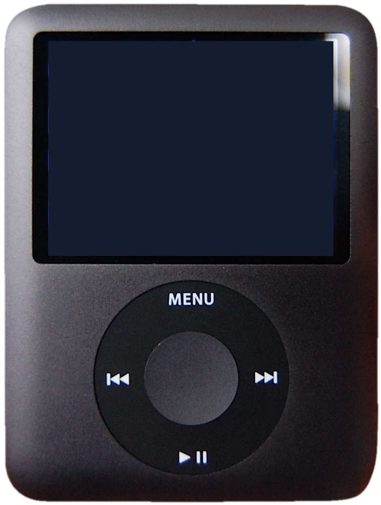 ipod nano 3rd gen software