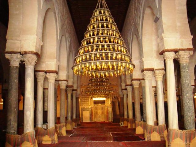 Mosque Kairouan Mosque Kairouan Tunisia