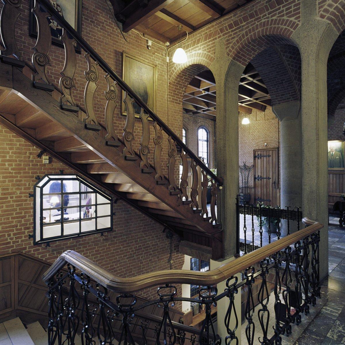 fileinterieur trappenhuis bij entreehal vught 20388076 rcejpg