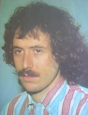 Jaime Roos en 1982.