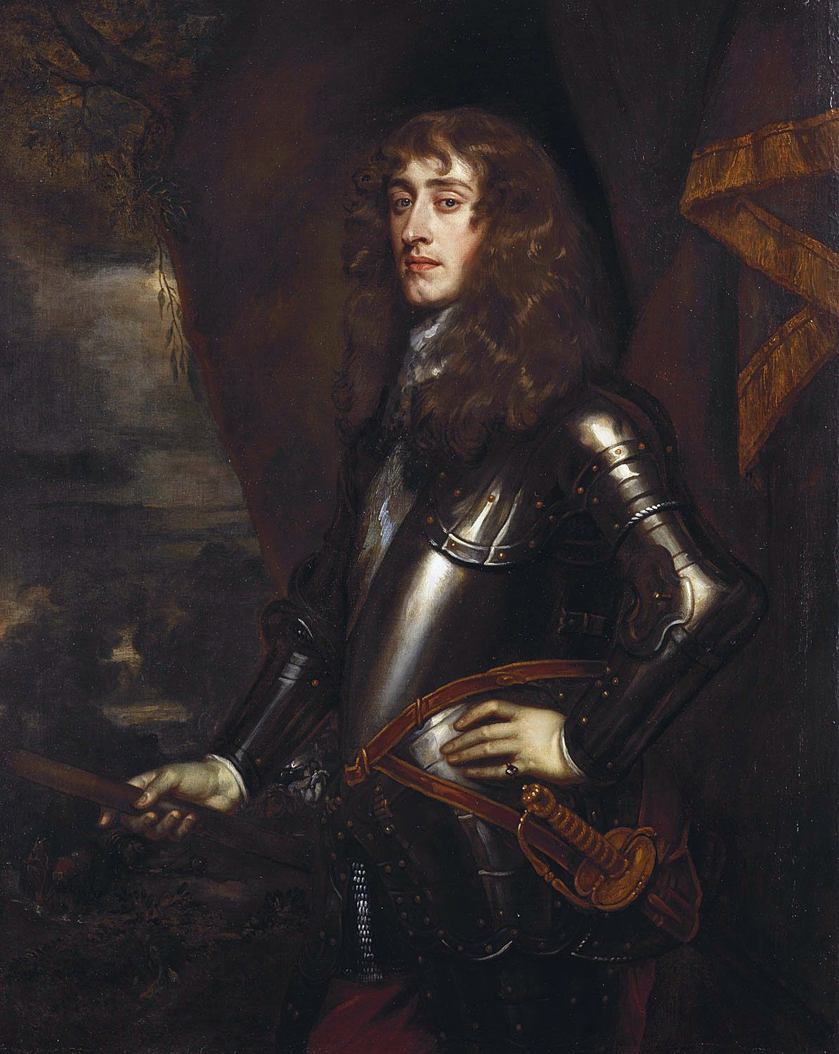 James II from Wikimedia Commons