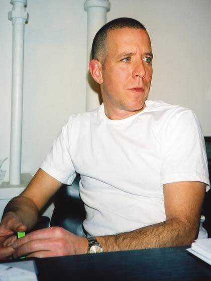 The 58-year old son of father (?) and mother(?) James Jebbia in 2021 photo. James Jebbia earned a  million dollar salary - leaving the net worth at  million in 2021