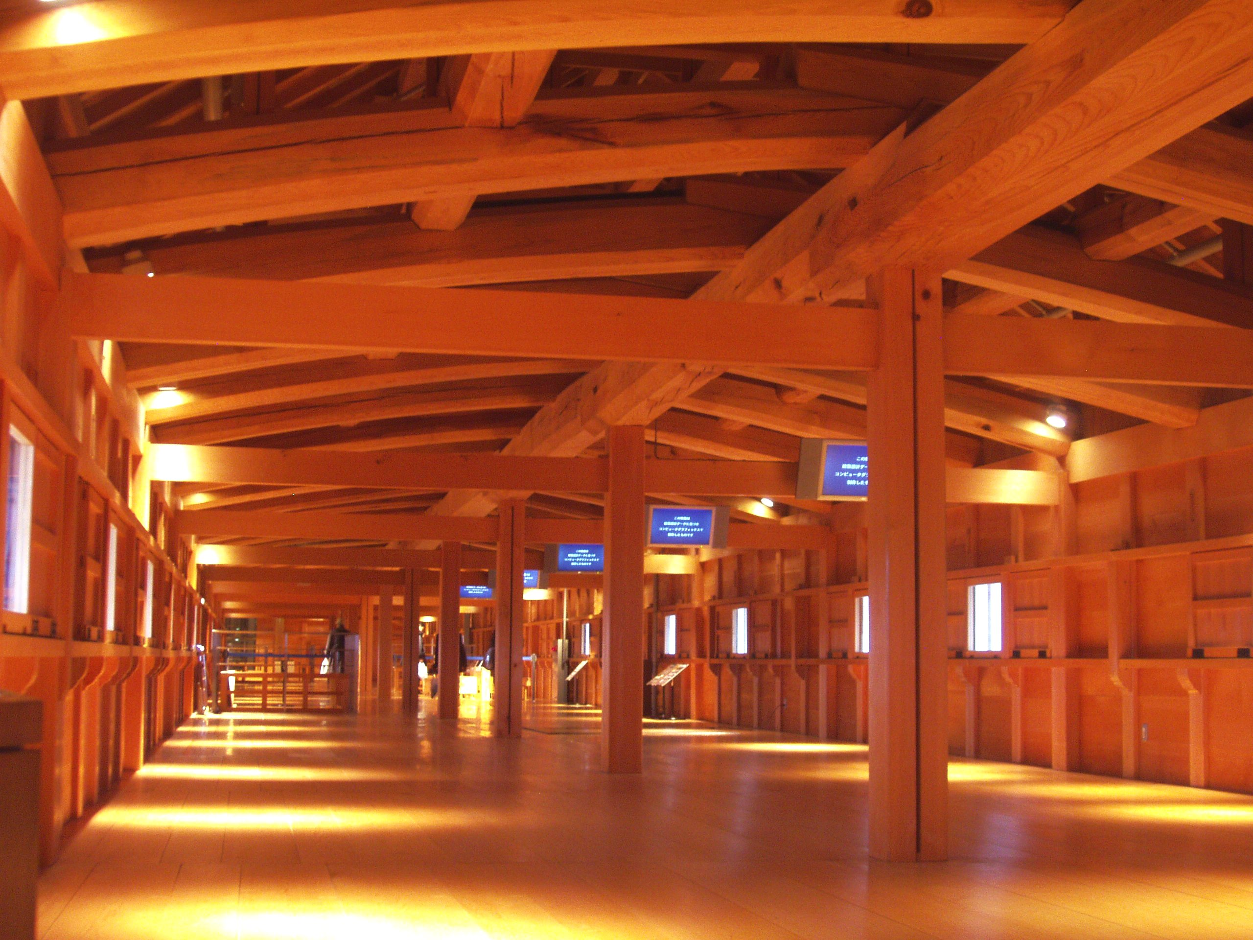 Datei Kanazawa Castle Interior Kanazawa Japan Jpg